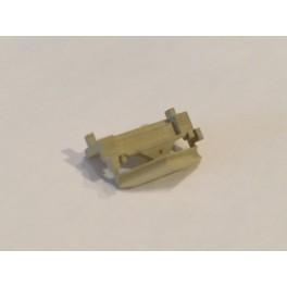 TJ-8072 - Barre de traction basse avec soc BB67300/67400 Minitrix
