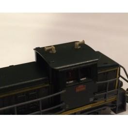 TJ-8081 - Avertisseurs longs BB63000/63500 Roco/Fleischmann