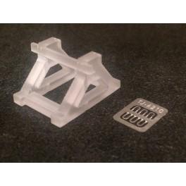 TJ-6211 - Heurtoir bibloc dissymétrique