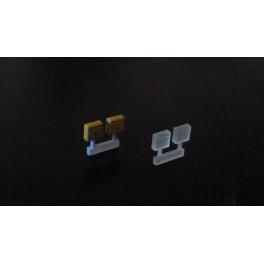 TJ-1114 - Boites aux lettres deux entrées