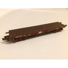 TJ-7549 - Kit wagon plat TP 40t War Department