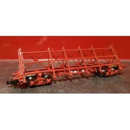 TJ-7555 - Plat Uais à pupitre de 14m (kit)