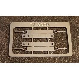 TJ-8008 - Palettes 1,5kV pour pantos unijambistes Piko