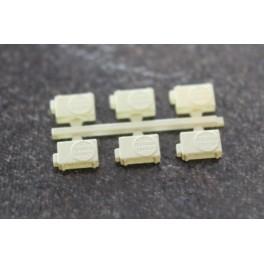 TJ-1041 - Blocs climatisation - Petits modèles