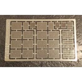 TJ-8027 - Grilles pour compartiments fourgon