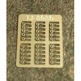 TJ-8030 - Anneaux pour châssis de wagons