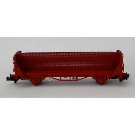 "TJ-7547 - Wagon porte buches CIMT ""Beghin"" (Kit)"