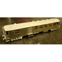 TJ-7254 - Kit voiture B4D re-métallisée Sud-Est