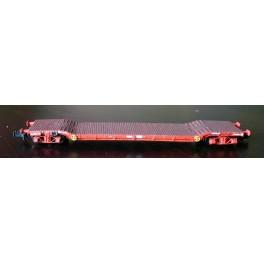 TJ-7545 - Kit plat surbaissé à bogies ex-WD modèle long