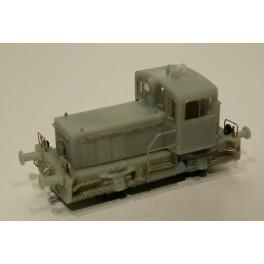 TJ-7201 - Kit Y 2400, version motorisée DCC