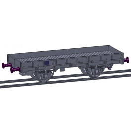 TJ-7508 - Kit wagon plat OCEM 19 type A