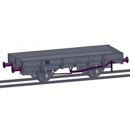 TJ-7509 - Kit wagon plat OCEM 19 type B