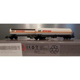 L.S.Models - 60134 - 2 Gaziers ELF ANTARGAZ, bouts normaux, SNCF, époque IV