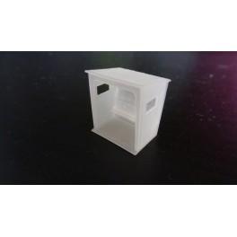 TJ-1131 - Abribus béton, petit