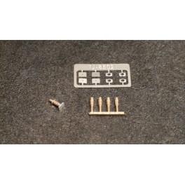 TJ-8502 - Tampons unifiés rectangulaires