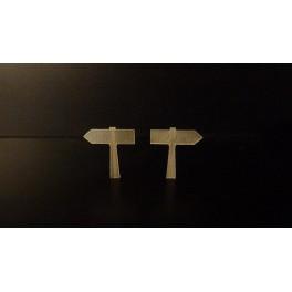 TJ-1154 - Panneaux directionnels simples Michelin