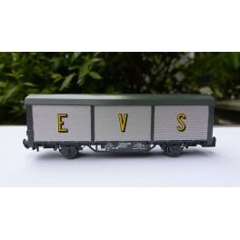 """TJ-7500 - Kit couvert """"EVS"""" CIMT type A1 à rideaux"""