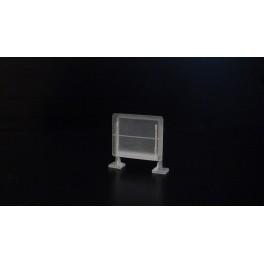 TJ-4661 - Armoire à relais et à redresseurs ancien modèle