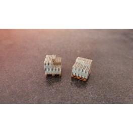 TJ-2030 - Chargements partiels parpaings creux pour palettes 100x100cm