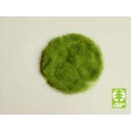 Flocage fibres 4,5mm - vert printemps - 50g