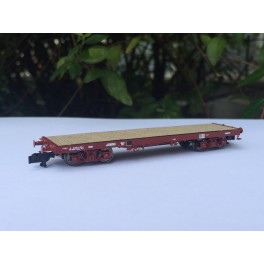 TJ-7550 - Kit wagon plat Slmmps ex-USA 18