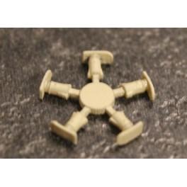 TJ-8511 - Tampons pour CC7100, version GRG