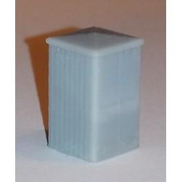 TJ-4658 - Armoire électrique acier galvanisé