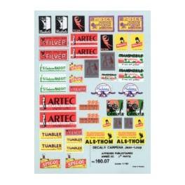 Affiches publicitaires années 50 - partie 2