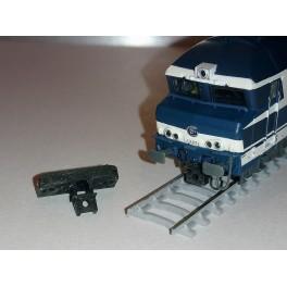 TJ-8111 - Support barre de traction basse CC 72000 Arnold